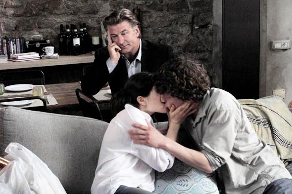 Алек Болдуин в «Римских приключениях», 2012. Изображение №11.