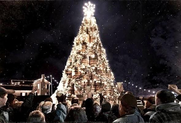 Самые необычные рождественские елки. Изображение № 7.