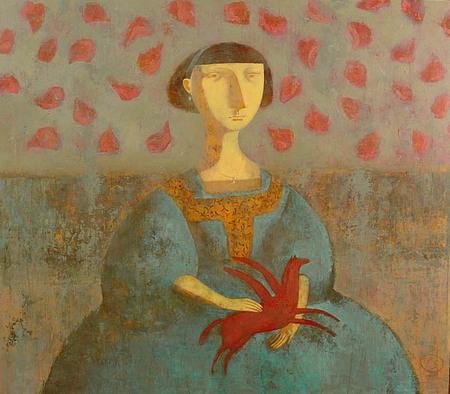 Наивная живопись Светланы Румак. Изображение № 10.