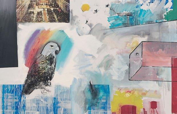 Как и зачем художники уничтожают свои работы . Изображение № 8.