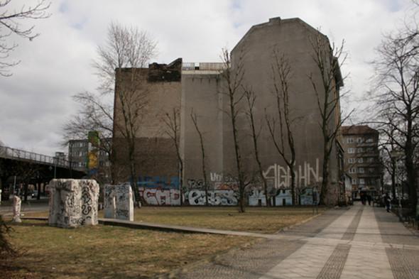 Изображение 14. Берлин: музыкальные фестивали, граффити, места.. Изображение № 17.