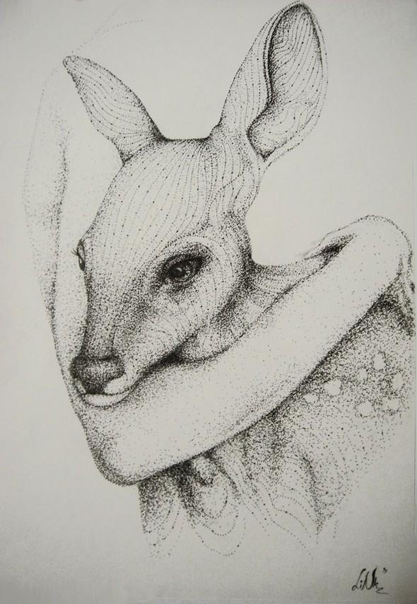 Мой дорогой олень. Изображение № 15.