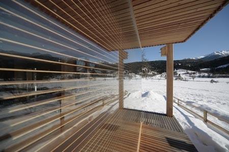 Альпийский домик. Изображение № 8.