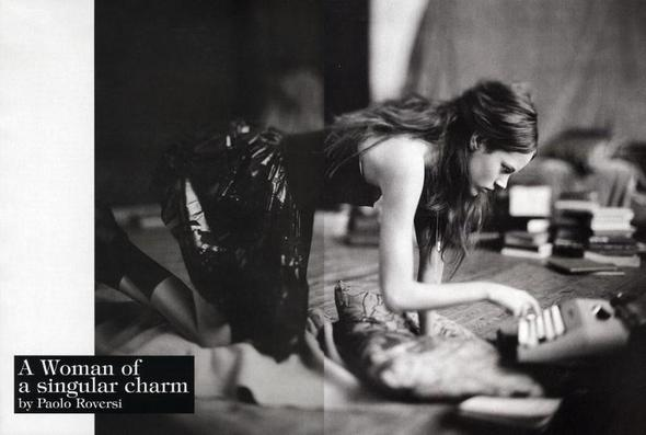 AWoman ofa singular charm. Изображение № 1.