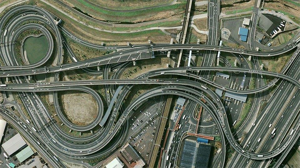 35 фотографий  из Google Earth,  которым сложно поверить. Изображение № 9.