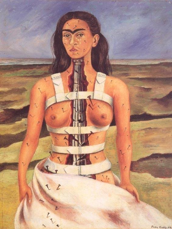 Фрида Кало (Frida Kahlo). Изображение № 14.