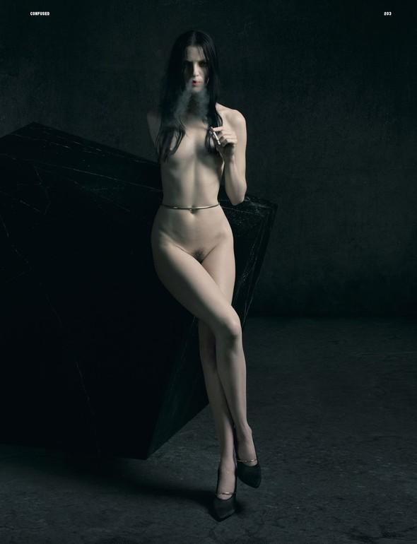 Съёмка: Рикардо Тиши для Dazed & Confused. Изображение № 1.
