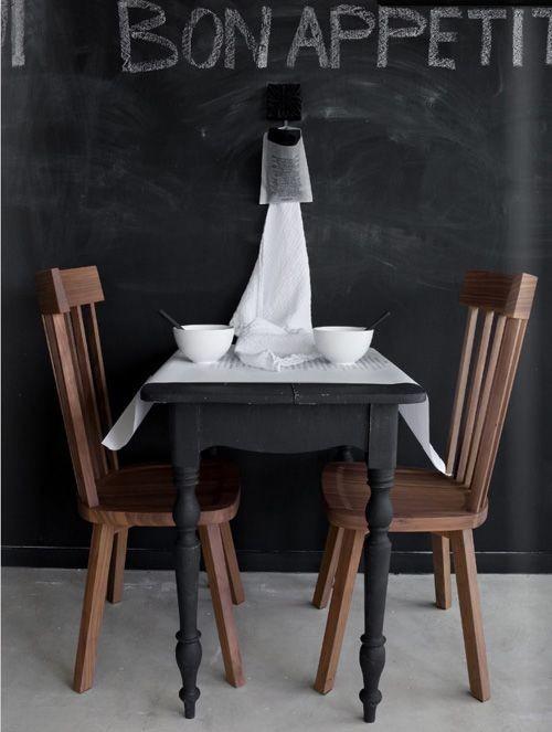 Black&white - 33 красивейших интерьера черно-белой гаммы. Изображение № 26.