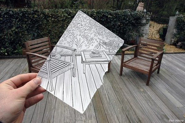 Бен Хайне – творец реальности.. Изображение № 2.