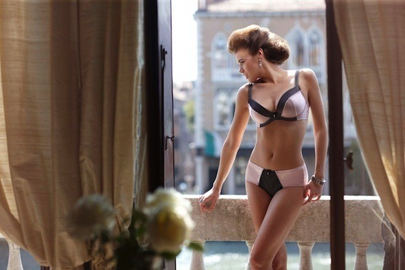 Изображение 29. Лукбуки: Intimissimi, Chantal Thomass, Victoria's Secret и другие.. Изображение № 22.