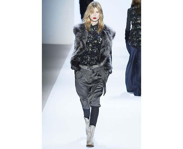 Неделя моды в Нью-Йорке: первые показы. Изображение № 67.