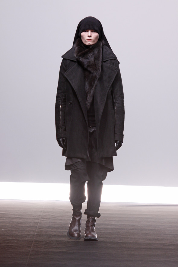 Rick Owens Fall Winter 2009 2010. Изображение № 26.
