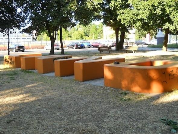 Изображение 6. Public art: безвоздмездно, то есть даром.. Изображение № 36.