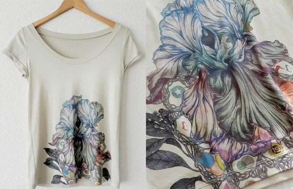 Новая коллекция футболок Bright in You. Изображение № 4.