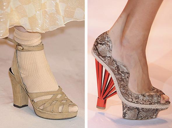 Walking in my shoes: 10 тенденций обуви весны-лета 2011. Изображение № 25.