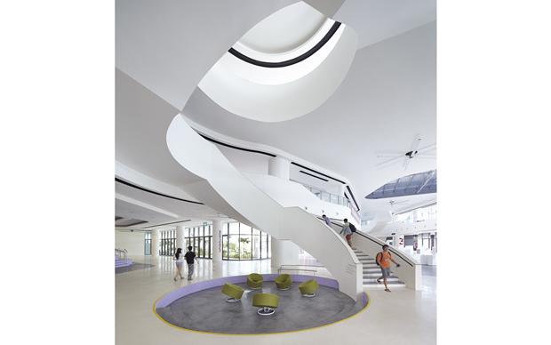 Архитектура дня: новый кампус университета в Сингапуре. Изображение № 15.