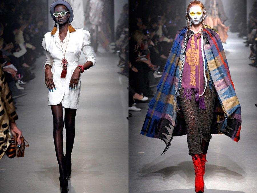 Неделя моды в Париже: Дни 5 и 6. Изображение № 30.