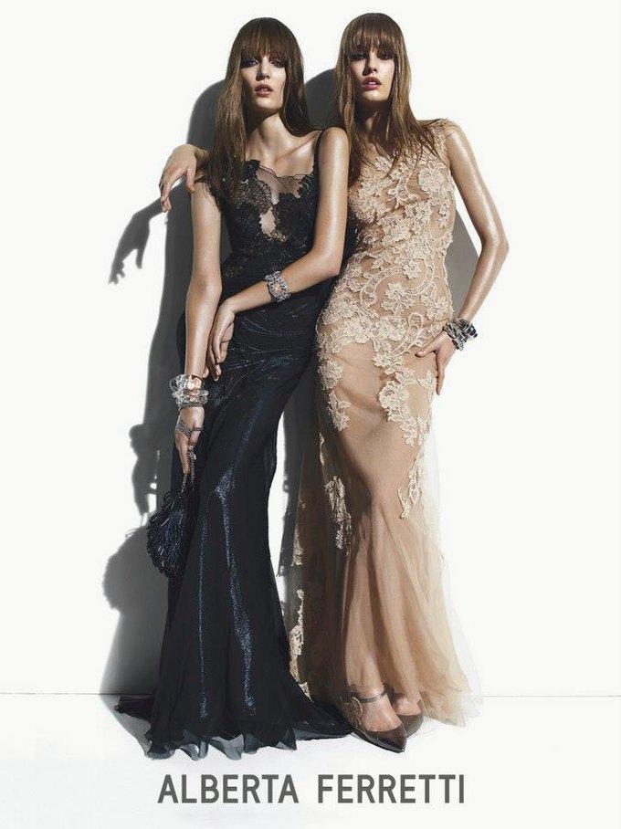 Alberta Ferretti, DKNY и Moschino показали новые кампании. Изображение № 9.