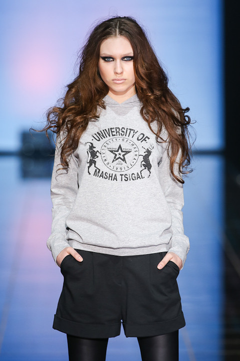 Masha Tsigal Autumn/Winter 12-13 Volvo Fashion Week. Изображение № 18.