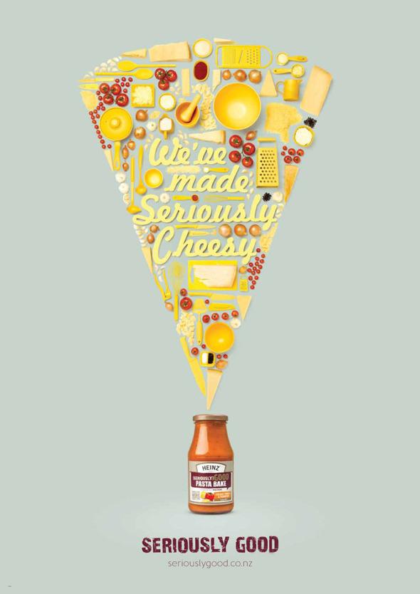 50 примеров использования типографики в рекламе. Изображение №46.