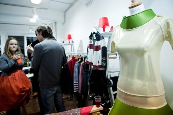 59,6 - магазин одежды в Лофт Проекте ЭТАЖИ. Изображение № 9.