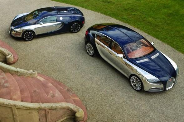 Новый Bugatti Galibier 16C. Изображение № 28.
