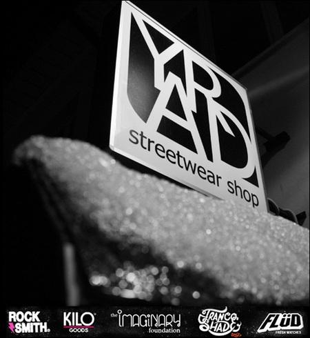 YARD streetwear shop. Изображение № 1.