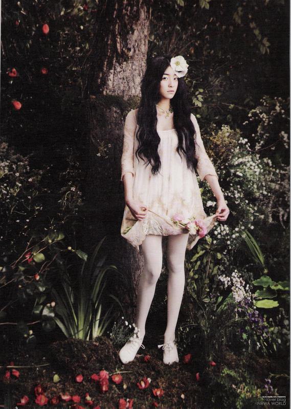 Oh, MyOphelia (Korean Vogue Girl apr'07). Изображение № 2.