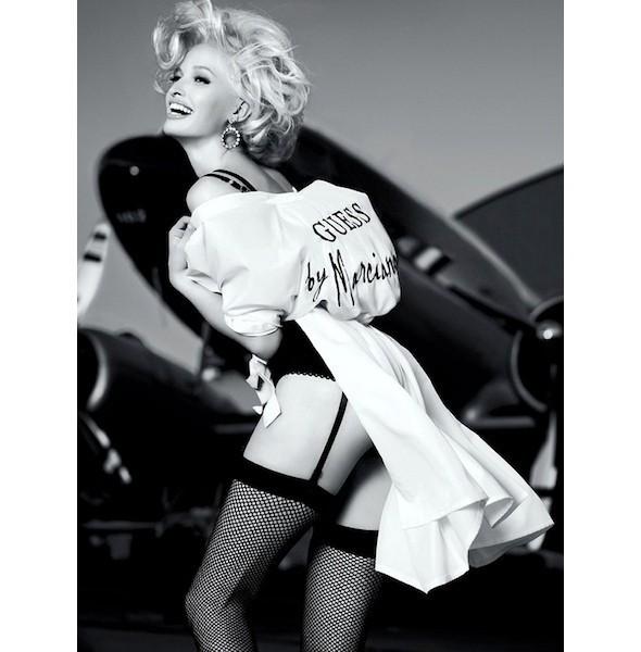 Изображение 67. Рекламные кампании: Chanel, Donna Karan, Stella McCartney и другие.. Изображение № 66.