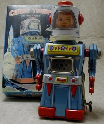 Ретро роботы. Изображение № 1.