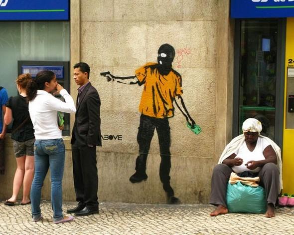 Искусство на улицах. Изображение № 10.