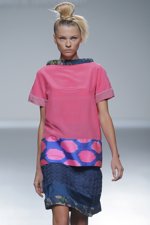 Madrid Fashion Week SS 2013: VICTORIO & LUCCHINO. Изображение № 6.