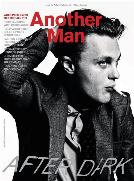Обложки: Another Man, Playing Fashion и L'Officiel Hommes. Изображение № 1.