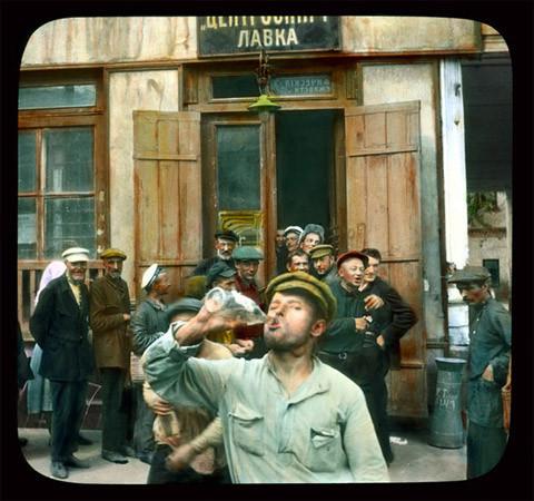 Большой город: Петербург и петербуржцы. Изображение № 50.