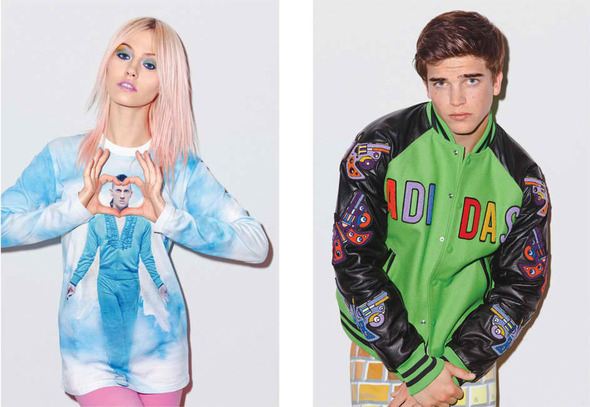 Лукбуки: adidas Originals x Jeremy Scott, Minkpink, Something Else и другие. Изображение № 25.