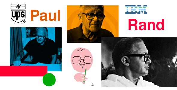 Paul Rand — дизайнер логотипов. Изображение № 1.