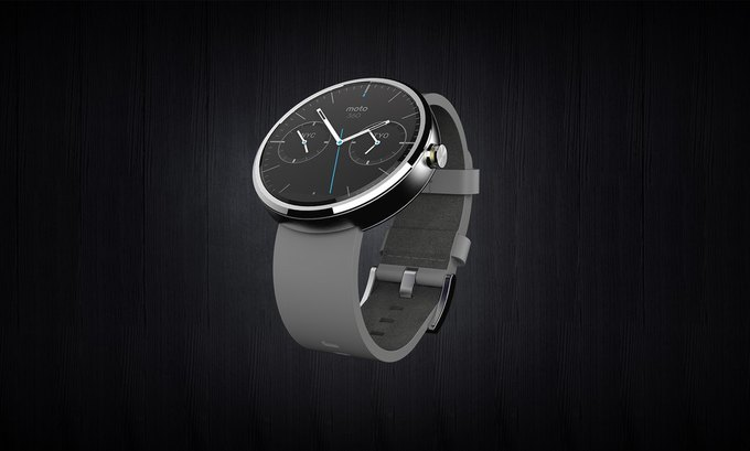 Motorola представит смарт-часы Moto 360 4 сентября . Изображение № 1.