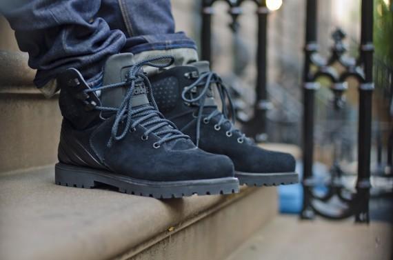 Ботинки Fort и Elmwood от Adidas Originals. Изображение № 7.