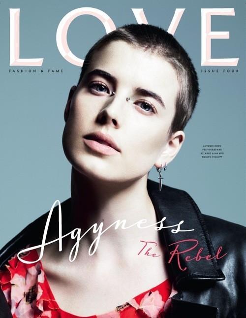 8 обложек четвёртого номера LOVE Magazine. Изображение № 6.