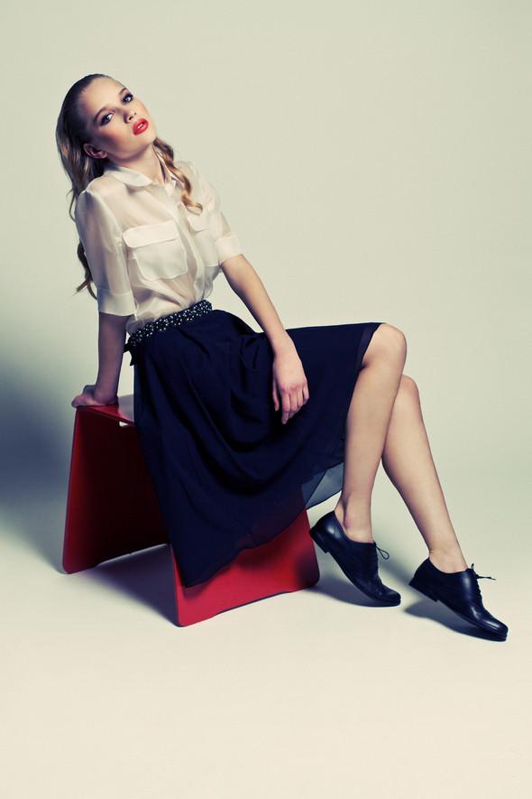 Изображение 7. Anna Bublik SS 2011.. Изображение № 7.