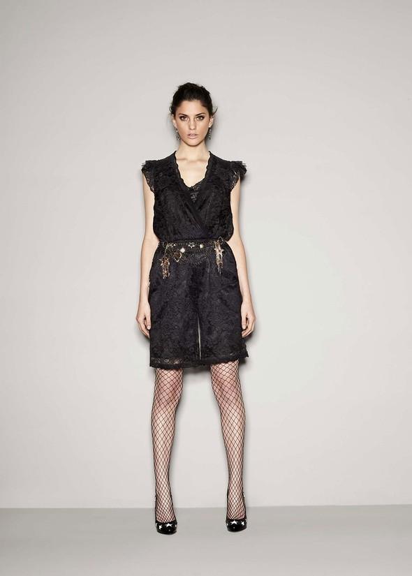 Лукбук: Dolce & Gabbana FW 2011 Women's. Изображение № 5.