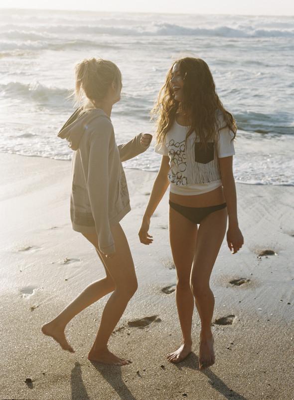 Изображение 6. Roxy Summer Lookbook.. Изображение № 3.