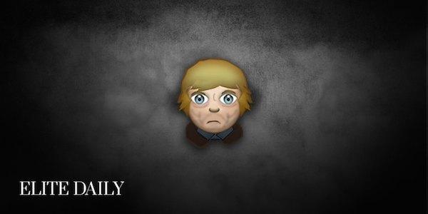 Персонажей «Игры престолов» переделали в Emoji. Изображение № 2.