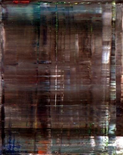 Герхард Рихтер. Абстракция. Изображение № 14.