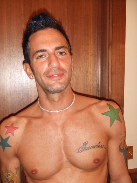 Marc Jacobs иего татуировки. Изображение № 7.