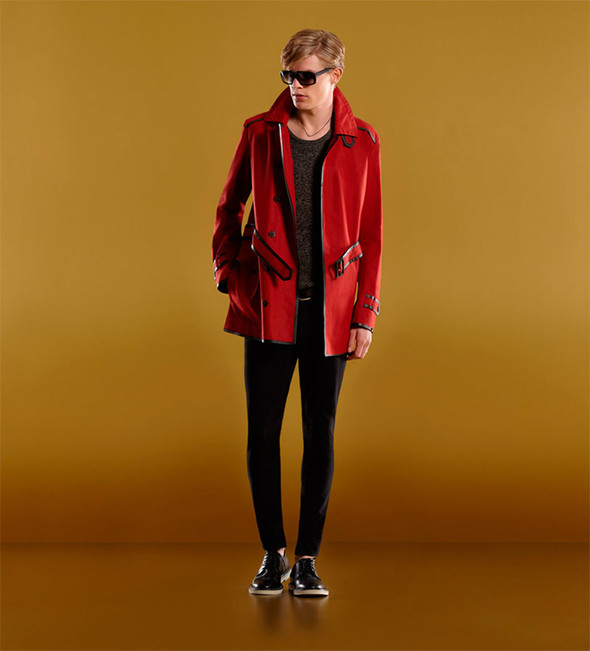 Лукбук: Gucci SS 2012. Изображение № 1.