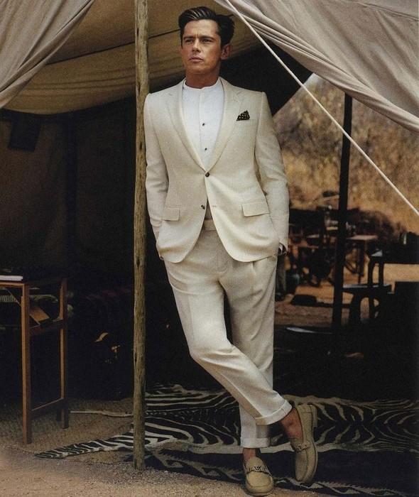 Кампания: мужская коллекция Louis Vuitton SS 2012. Изображение № 4.