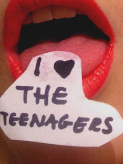 """""""The teenagers"""" попросили поклонников снять имклип. Изображение № 1."""