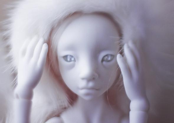 Изображение 20. Фарфоровые куклы Лидии Снуль.. Изображение № 17.
