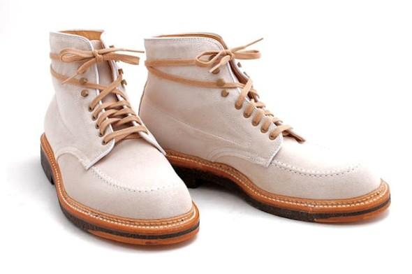 Совместная коллекция Leffot и Alden Shoe. Изображение № 2.